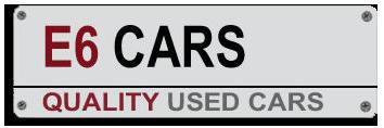e6 cars